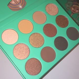 BNIB Juvia's Place The Nubian Eyeshadow Palette